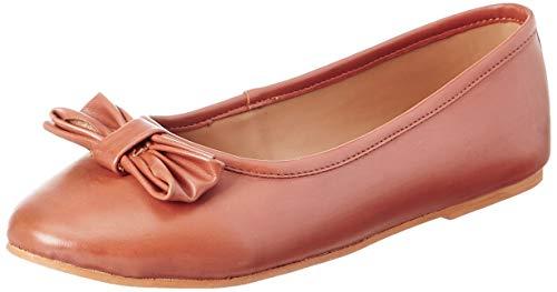 Amazon Brand – Symbol Women's Ballet Flats