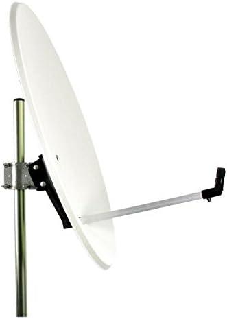 TELEVES Antena parabólica de 80cm de Acero en Color ...