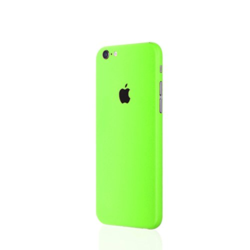 AppSkins Rückseite iPhone 6 Full Cover - Color Edition green