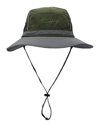 Buy Bargain Panegy Outdoor Summer Sun Hats Fishing Anti-UV Ultralight Fashion Colorblock Boonie Buck...