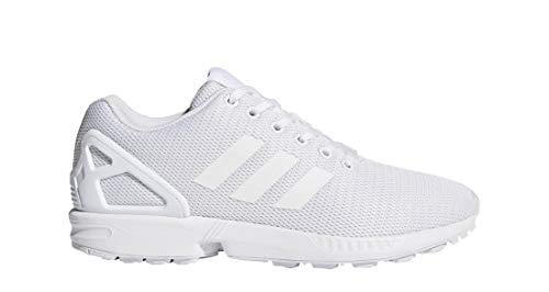 Les Hommes Adidas Zx Flux Lo Top White