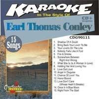 Pro Artist: Earl Thomas Conley by Earl Thomas Conley