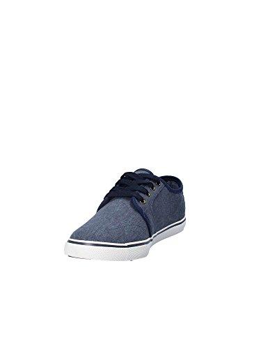 WM181000 Sneakers Wrangler Uomo Wrangler Navy WM181000 SYqRwExt
