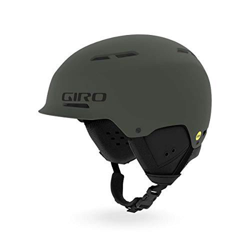 Giro Trig MIPS Snow Helmet Matte Olive LG 59-62.5cm (Helmet Matte Olive)