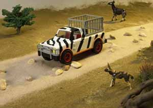 zoo talkers safari truck - 4