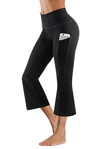 - Fengbay Bootcut Yoga Pants, Women's Bootleg Yoga Pants with Pockets Tummy Control 4 Way Stretch Plus Size Yoga Pants Workout Pants