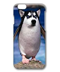 iphone 6 4.7 Case, Husky Penguin Case for iphone 6 4.7 3D PC Material