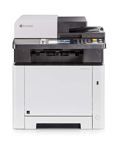 Kyocera Klimaschutz-System Ecosys M5526cdw Farblaser Multifunktionsdrucker: Drucker, Kopierer, Scanner, Faxgerät. Inkl…