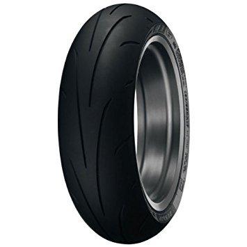 Dunlop Sportmax Q3 160/60ZR17 Rear Tire by Dunlop (Image #1)