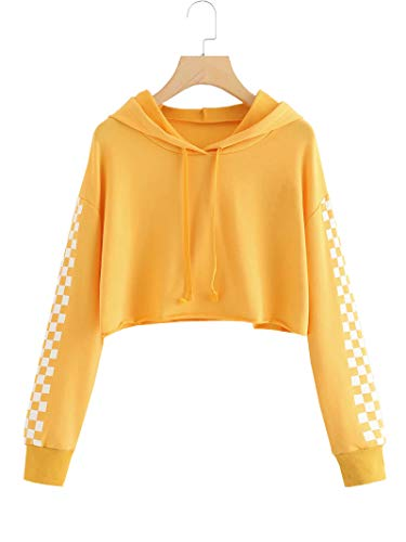 Top recommendation for crop hoodie blouse for girls