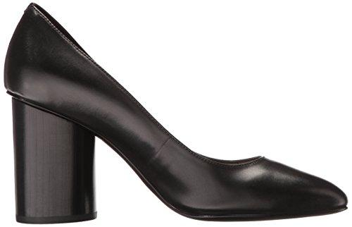 West Nine noir cuir Escarpins de Cardya Pump pour femmes wItqAF