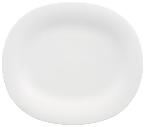 - Villeroy & Boch New Cottage 11-1/2-Inch by 9-3/4-Inch Oblong Dinner Plate