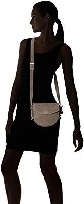 Skagen Lobelle Saddle Bag Pewter