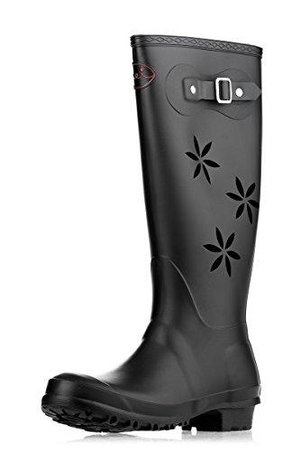 LvYuan-mxx Los zapatos de los altos talones de las mujeres / verano del resorte / plataforma impermeable Bowknot atractivos de la superficie del satén / cargadores frescos / oficina y vestido del banq 4yqpYt5C0