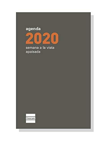 Amazon.com : Finocam - Refill Annual 2020 Week View ...
