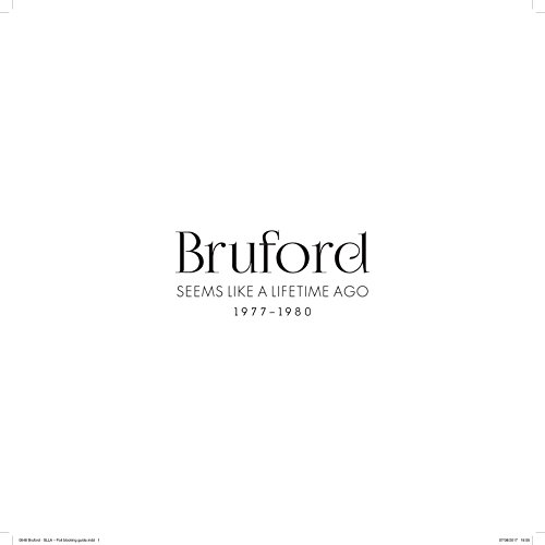 Bill Bruford - Seems Like A Lifetime Ago (Gatefold LP Jacket, With DVD, Limited Edition, With Book, Boxed Set)