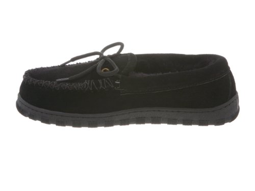 Moccasin Men's Black RJ's Fuzzies Fuzzies Moccasin RJ's Black RJ's Fuzzies Men's Moccasin Men's CpdqwpY