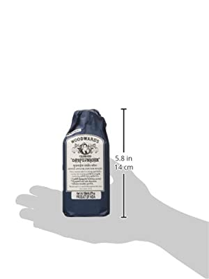 Woodward's Gripe Water 130ml (Pack of 4) by Woodward