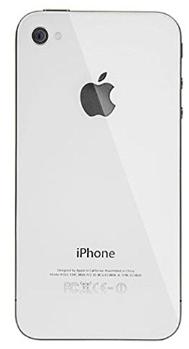 Iphone 4s White And Silver