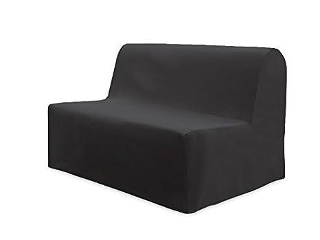 Soleil d\'Ocre Panama, Fodera per divano, Antracite, da 120 x 200 cm ...