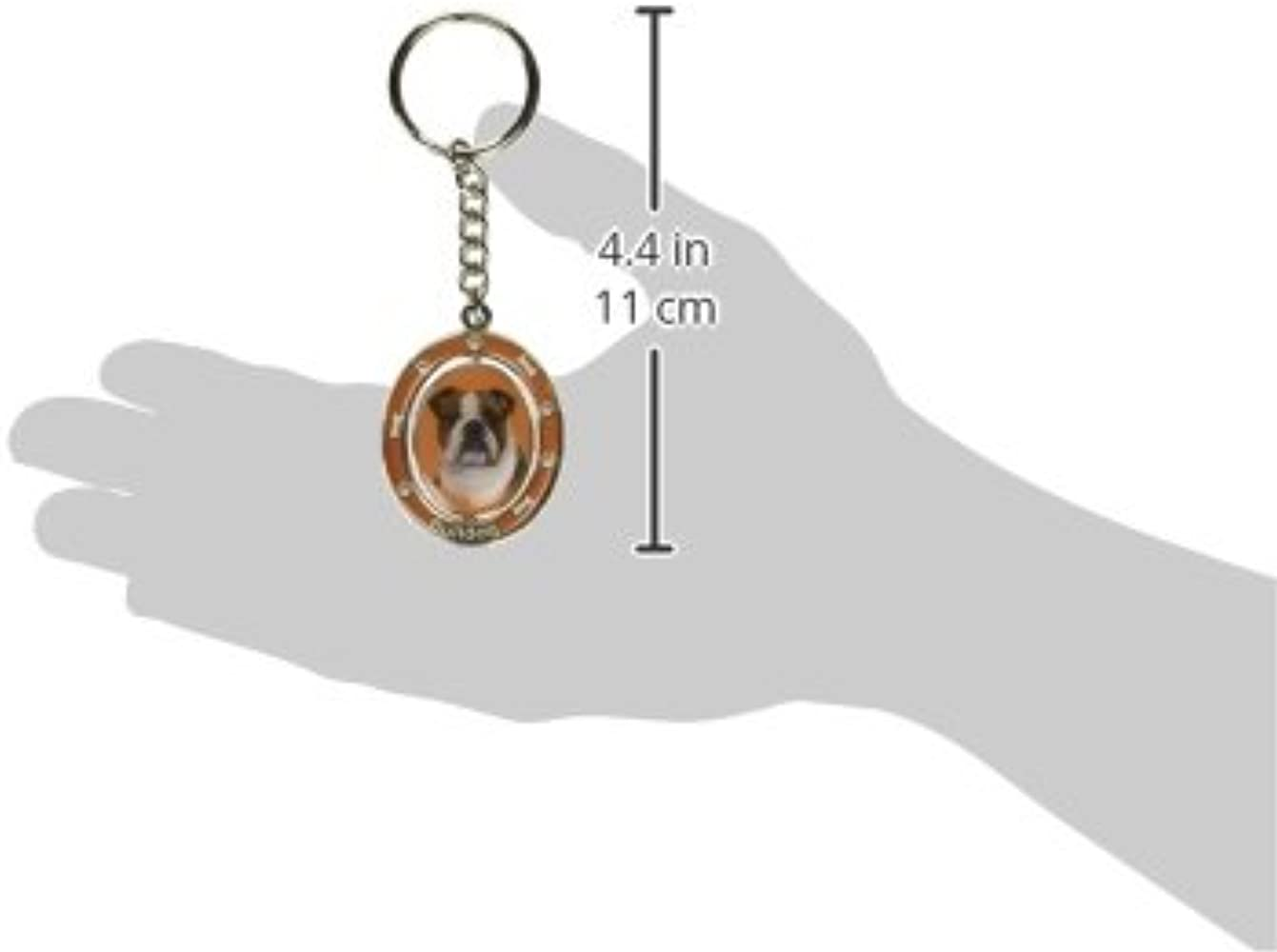 Dog Keychains Llavero Spinning Bulldog: Amazon.es: Zapatos y ...