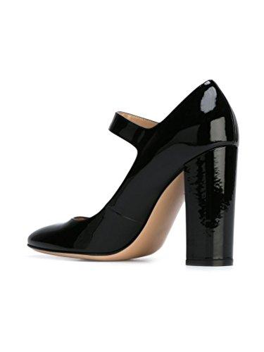 10cm Nero caviglia tacco Décolleté Décolleté blocco Elegante fibbia Party a  con con con alti alla elashe Pumps Donna tacchi p6UOUq 96a0dfc9d2e