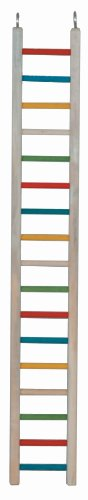 Paradise Toys 36-Inch Wood Cockatiel Ladder