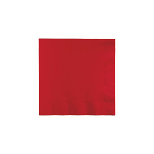 Creative Converting Touch of Color 2-Ply Paper Lunch Napkins, 50-Count, Classic -