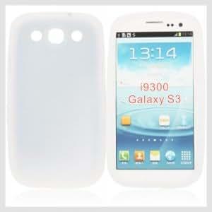 Silicone Case for Samsung I9300 White