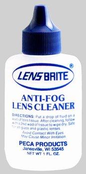 UPC 017506626344, 1 oz. LensBrite Anti-fog Lens Cleaner