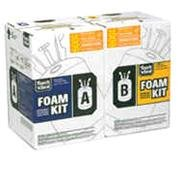 Touch N Seal 600 Kit (A&B Set) Fire Retardant (FR) Spray Foam Insulation (Pack of (Fire Retardant Foam Insulation)