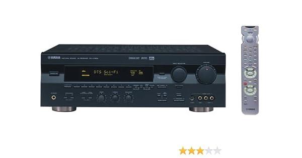 amazon com yamaha rx v795 surround receiver discontinued by rh amazon com yamaha receiver rx v795 manual Yamaha RX 125