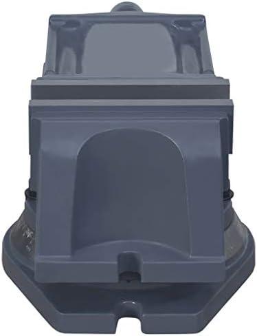 Tidyard Turntable Vice Machine 360 degrees swivel Cast Iron 125 mm
