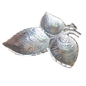 Silver Coated Plate - 8