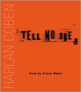 Amazon Fr Tell No One Harlan Coben Steven Weber Livres
