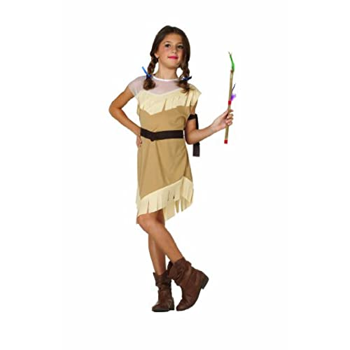sc 1 st  Amazon.com & Pocahontas Costume for Girls: Amazon.com