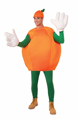 Adult Orange Costumes (Forum Novelties Orange Costume, Orange, Standard)
