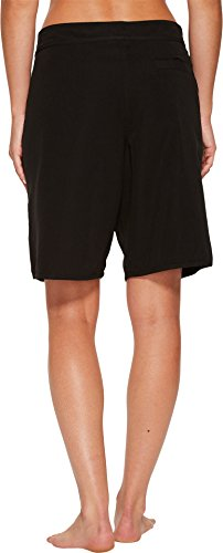 Seafolly Women's High Water Boardshorts Black Swimsuit Bottoms by Seafolly (Image #2)