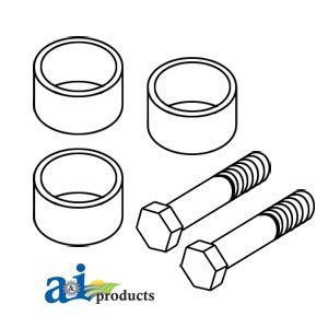 Camshaft Part Number - A&I Products Bearing, Camshaft Replacement for John Deere Part Number R119874