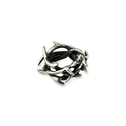 Ohm Beads Sterling Silver Crown of Thorns Bead Charm by Ohm