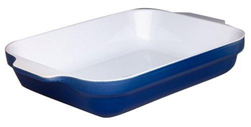 Emile Henry 13-by-10-Inch Lasagna Baker, Azure Blue by Emile Henry (Image #2)