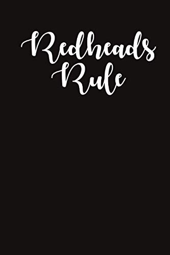 (Redheads Rule: A Notebook to Empower Women)