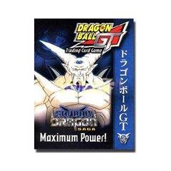 Dragonball GT Score Trading Card Game Shadow Dragon Saga Starter Deck (Out of Print) ()