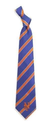 (New York Mets Woven Polyester Necktie)