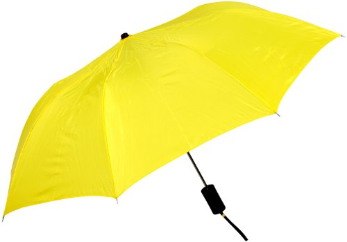 772844626425 Haas-Jordan 42-Inch Personal Pop-Up Umbrella, Yellow