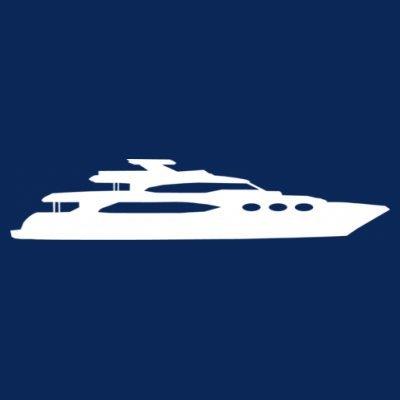 Sudadera con capucha de mujer Yacht by Shirtcity Azul marino