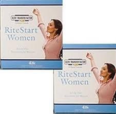 Rite Start Women - 2 Boxes (30 Day Supply) by 4life (Rite Start Men)