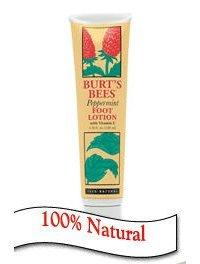 Пчелы Берта ног Лосьон Мята - 3,38 жидких унций