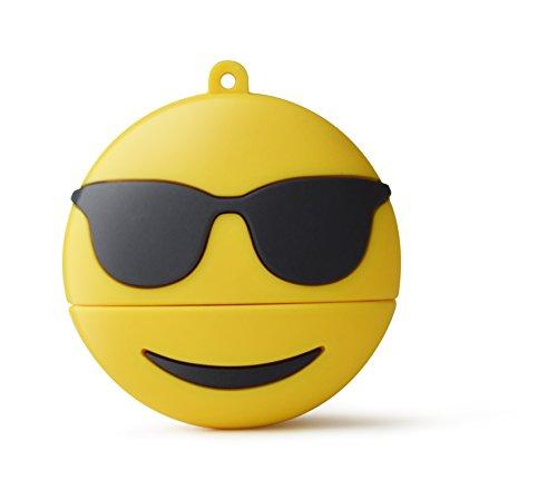 Emoji Drive 8GB Sunglasses USB Flash - Sunglasses Usb Drive Flash