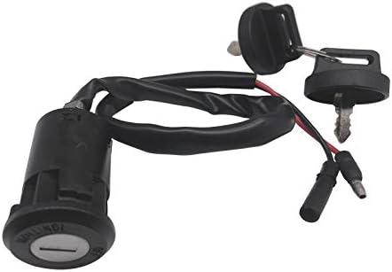 Zsoog lgnition ATV Key Switch fits Honda 300 EX TRX300EX TRX 300 EX